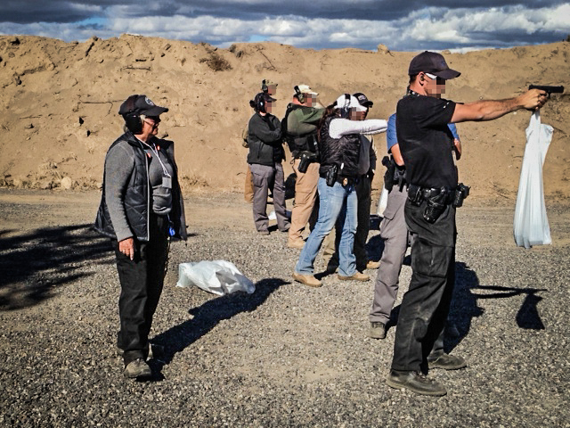 The Sponge Drill, Vicki Farnam, DTI, Defense Training International,  law enforcement training, LEO training, law enforcement instructors, LEO instructors, teaching women to shoot